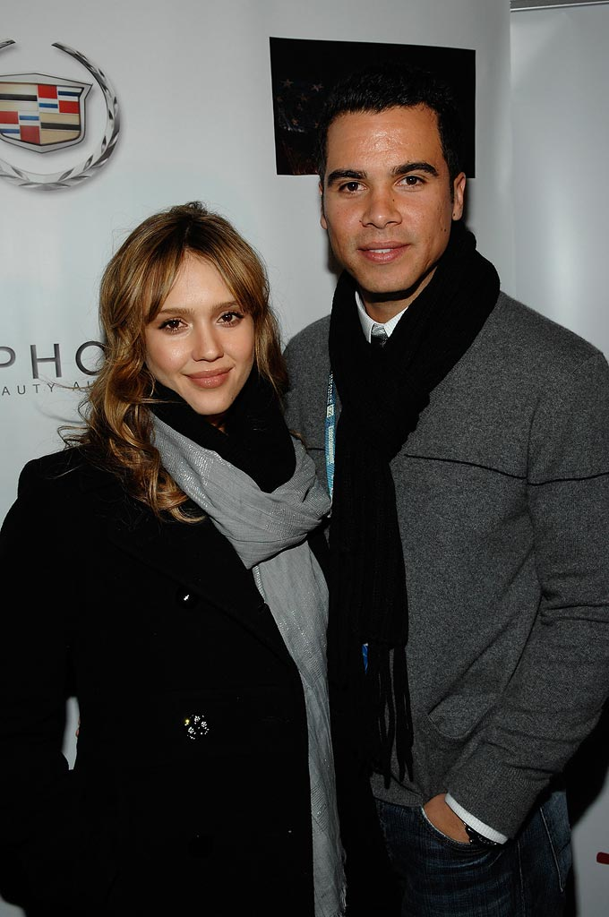 Jessica Alba Cash Warren 2008