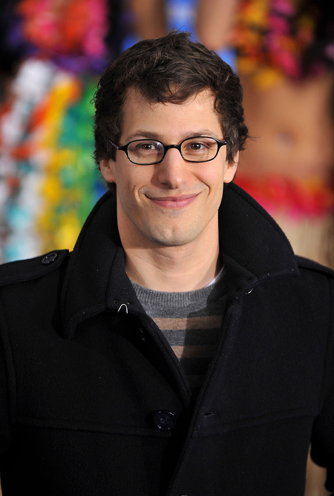 Just Go With It LA Premiere 2011 Andy Samberg