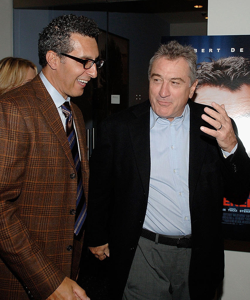 What Just Happened Premiere 2008 NY John Turturro Robert DeNiro