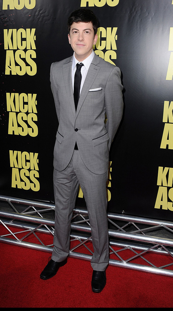 Kick Ass LA Premiere 2010 Christopher Mintz Plasse
