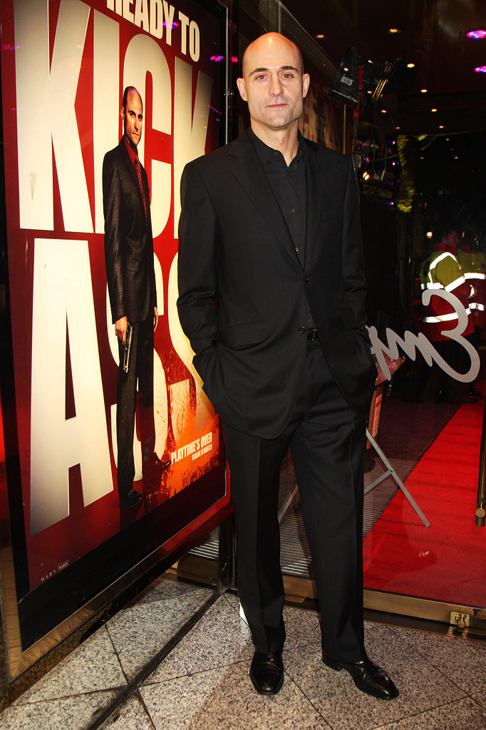 Kick Ass UK Premiere 2010 Mark Strong