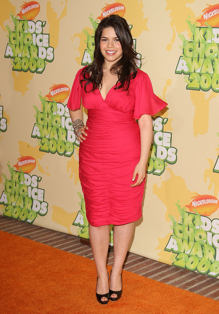 Kids Choice Awards 2009 America Ferrera