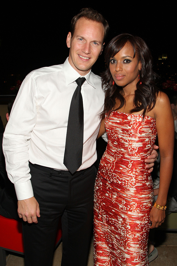 Lakeview Terrace NY Premiere 2008 Patrick Wilson Kerry Washington