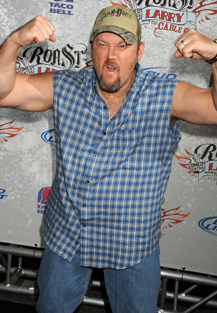 Larry the Cable Guy 2009