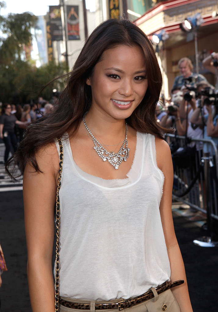 Legend of the Guardian LA Premiere 2010 Jamie Chung