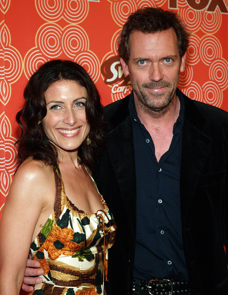 Lisa Edelstein Hugh Laurie 2005