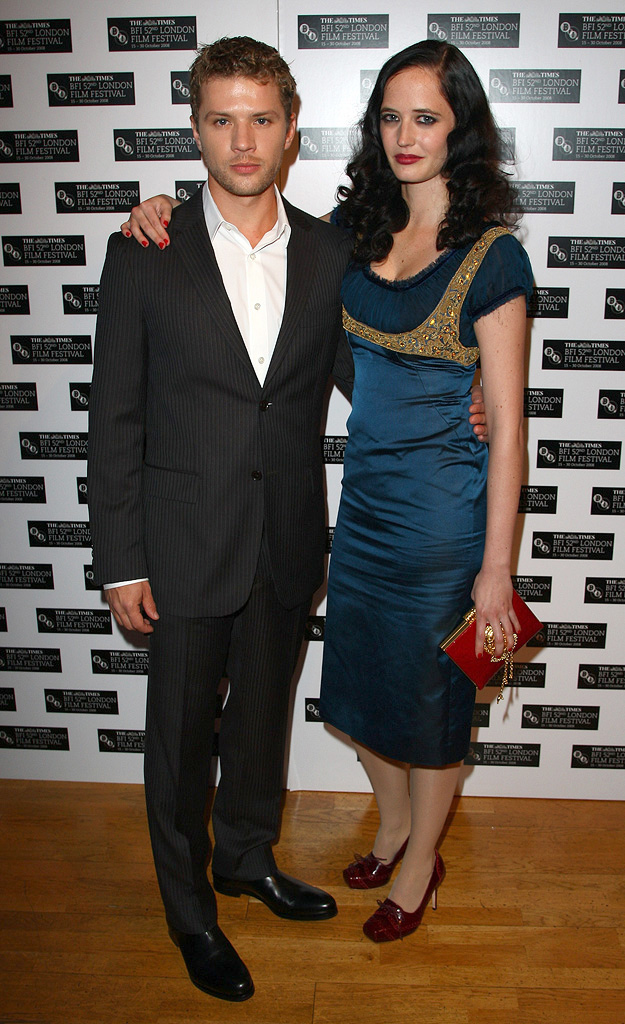 London Film Festival 2008 Ryan Phillippe Eva Green Franklyn Premiere