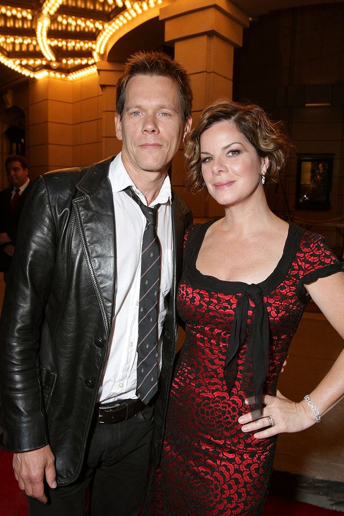 Marcia Gay Harden Kevin Bacon 2007