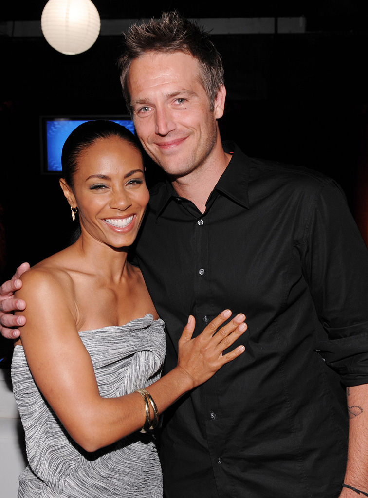 Michael Vartan 2009 Jada Pinkett Smith