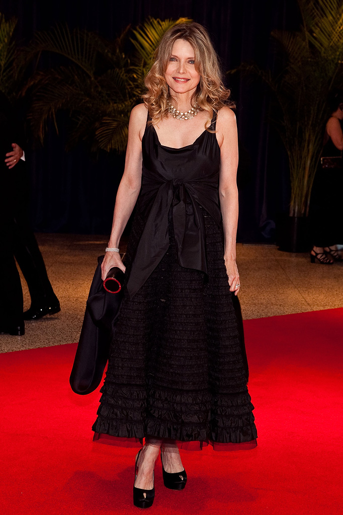 Michelle Pfeiffer 2010