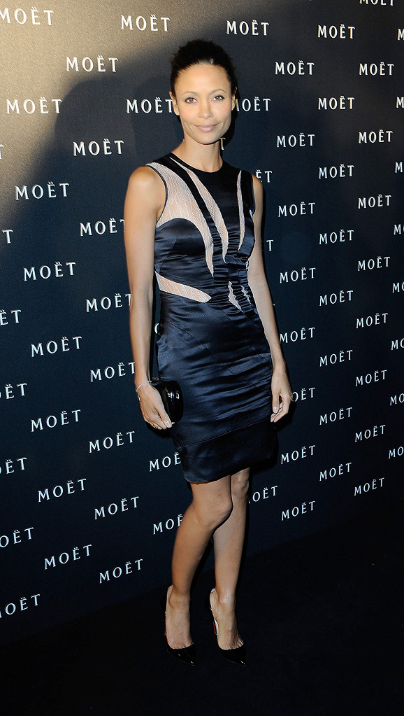 Moet & Chandon: A tribute to Cinema 2009 Thandie Newton