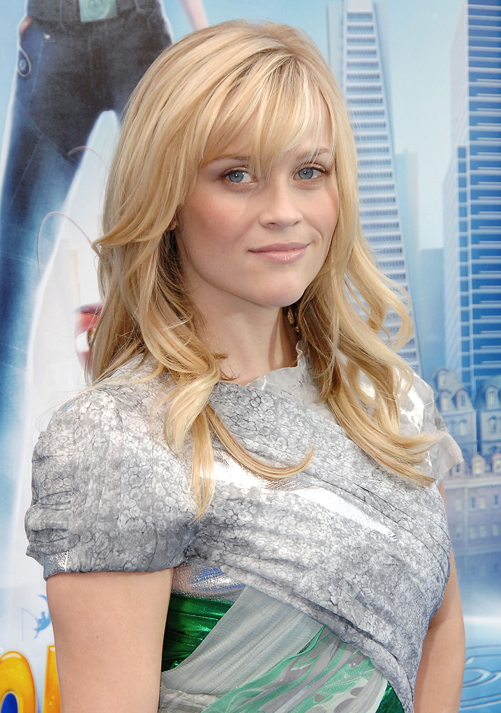 Monsters vs Aliens LA Premiere 2009 Reese Witherspoon
