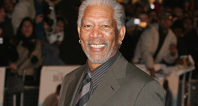 Morgan Freeman Thumb