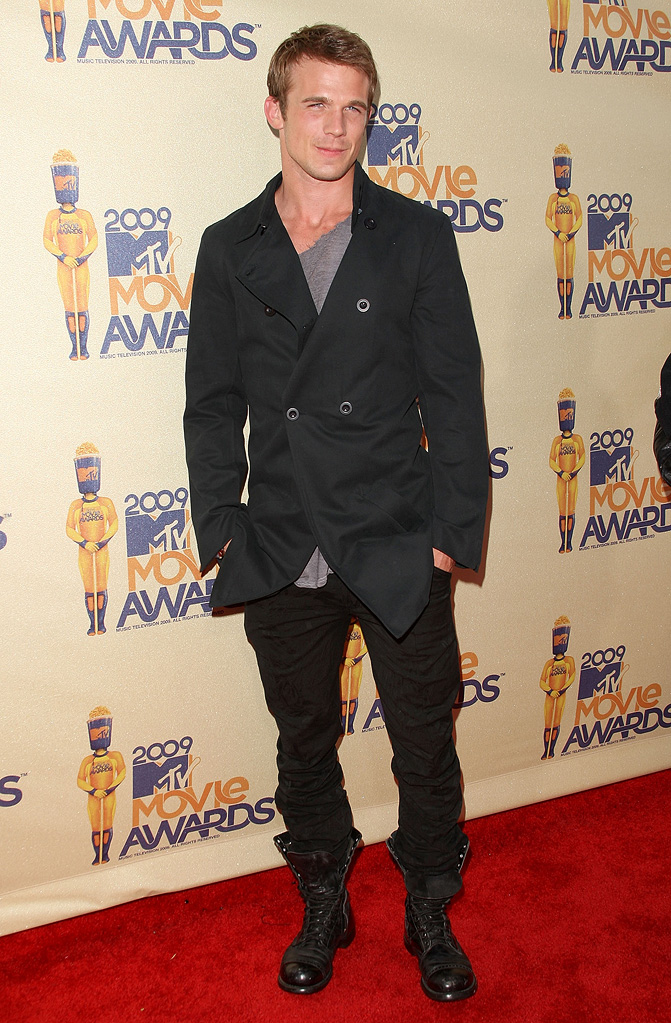 MTV Movie Awards 2009 Cam Gigandet