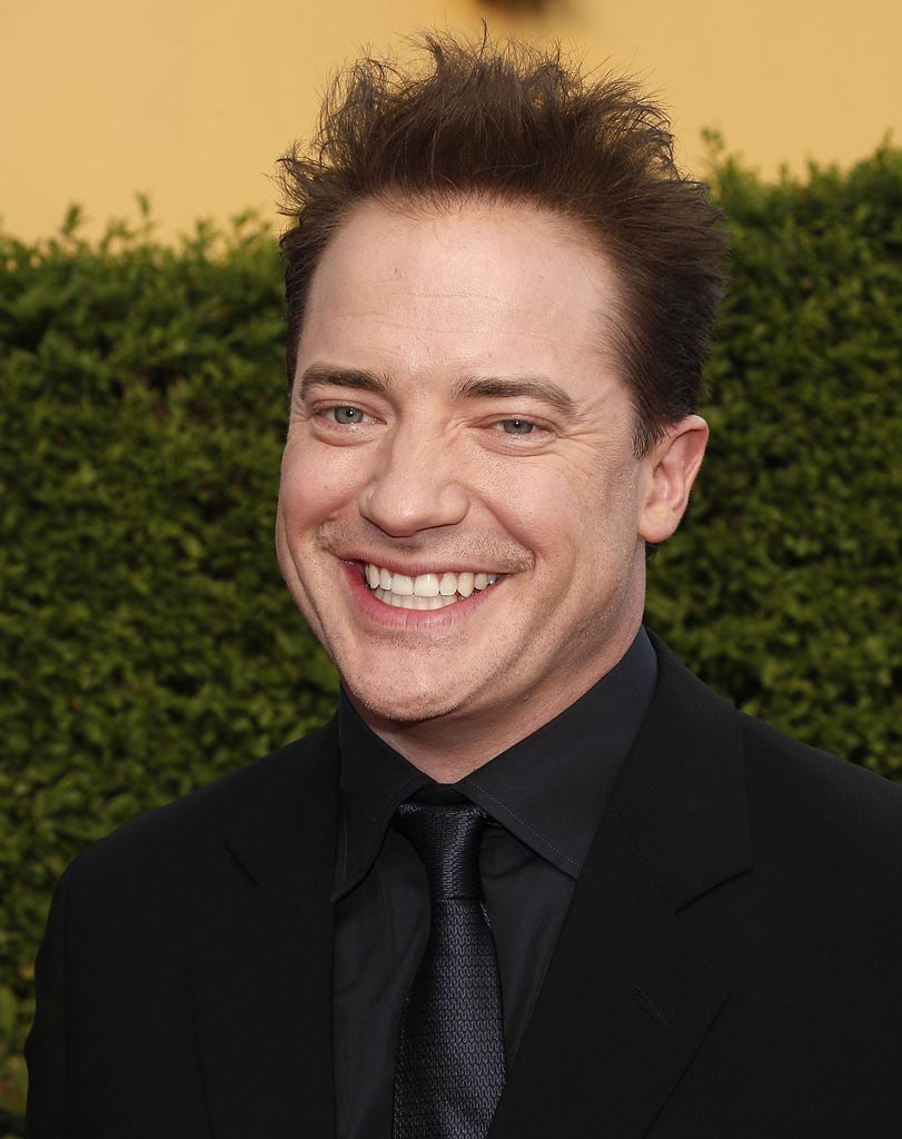 The Mummy Tomb of the Dragon Emperor Premiere 2008 Brendan Fraser