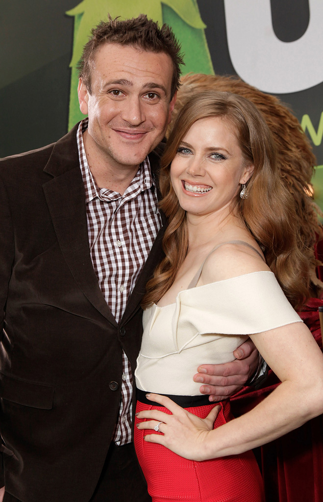 The Muppets 2011 Jason Segel Amy Adams