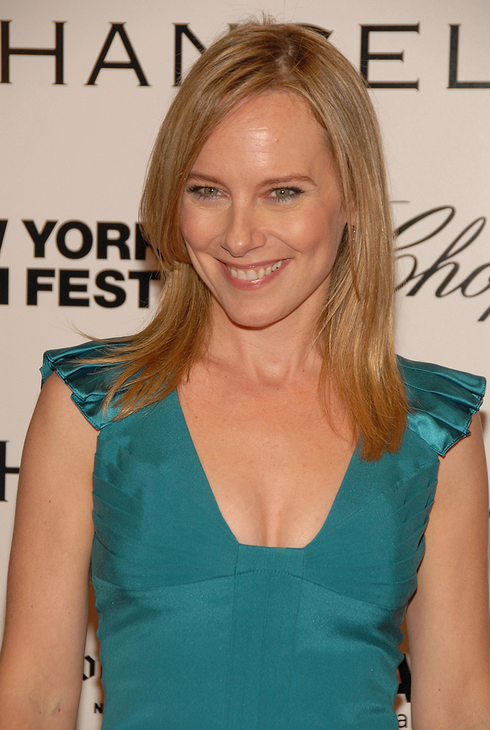 New York Film Festival 2008 Changeling Premiere Amy Ryan
