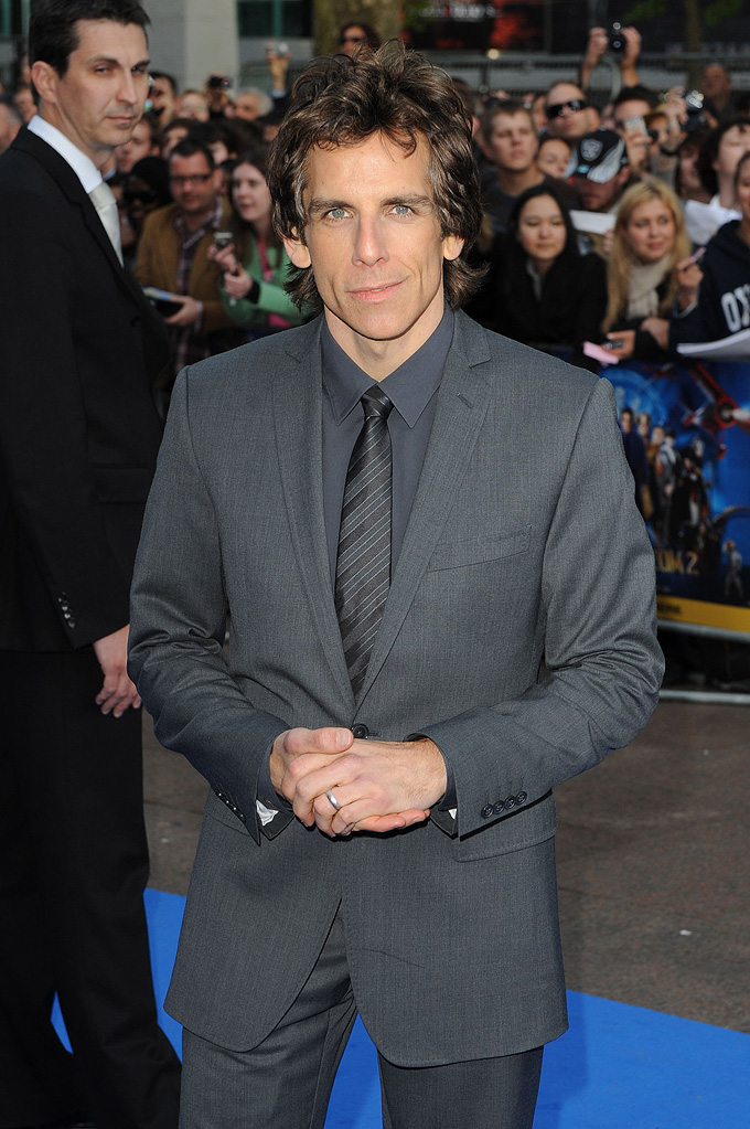 Night at the Museum 2 UK premiere 2009 Ben Stiller