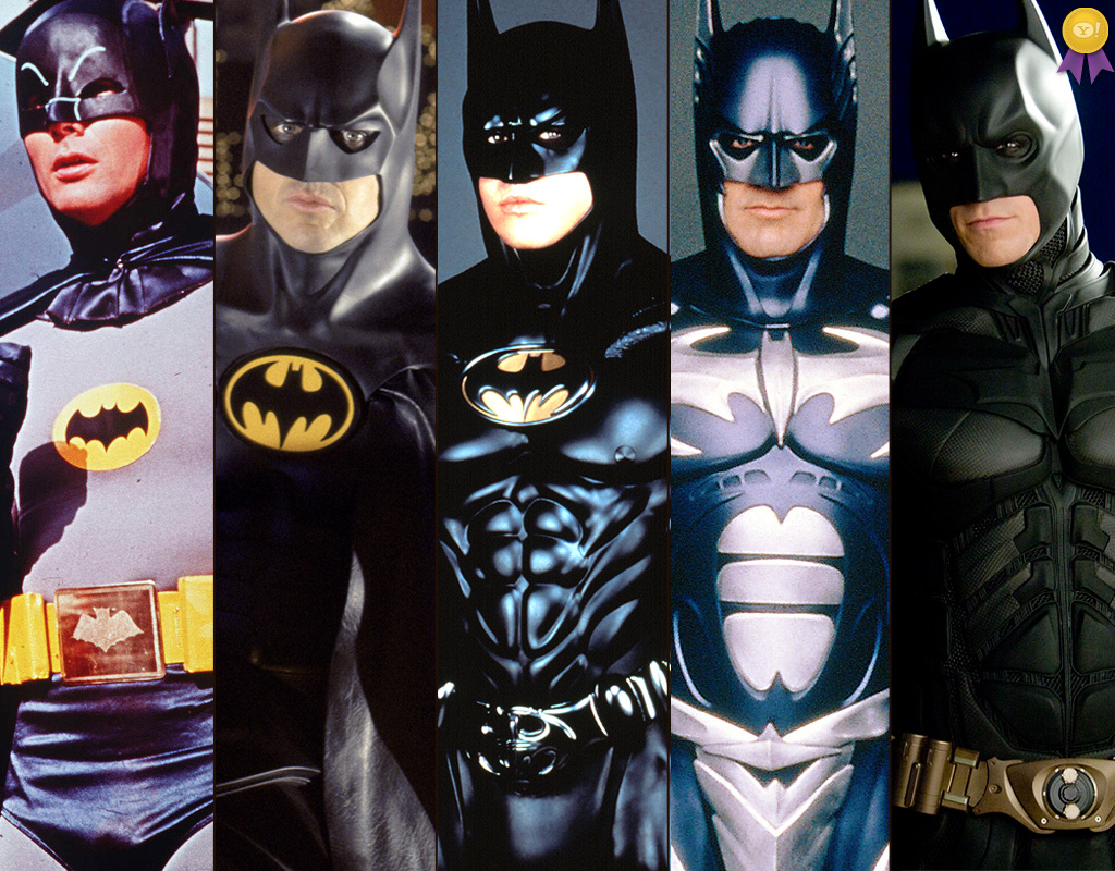 By the Numbers: Ben Affleck and the Batmen