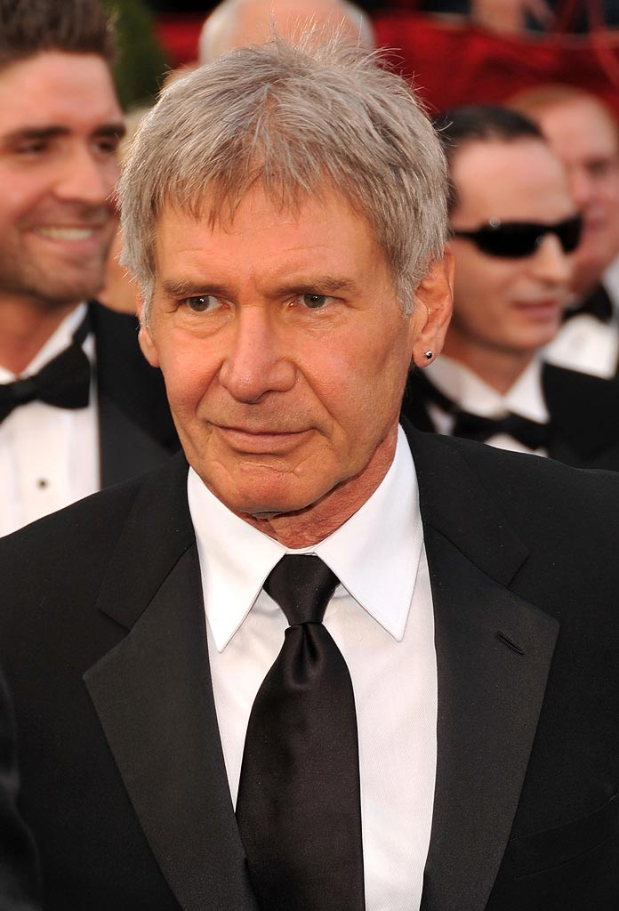 Oscars 2008 Harrison Ford