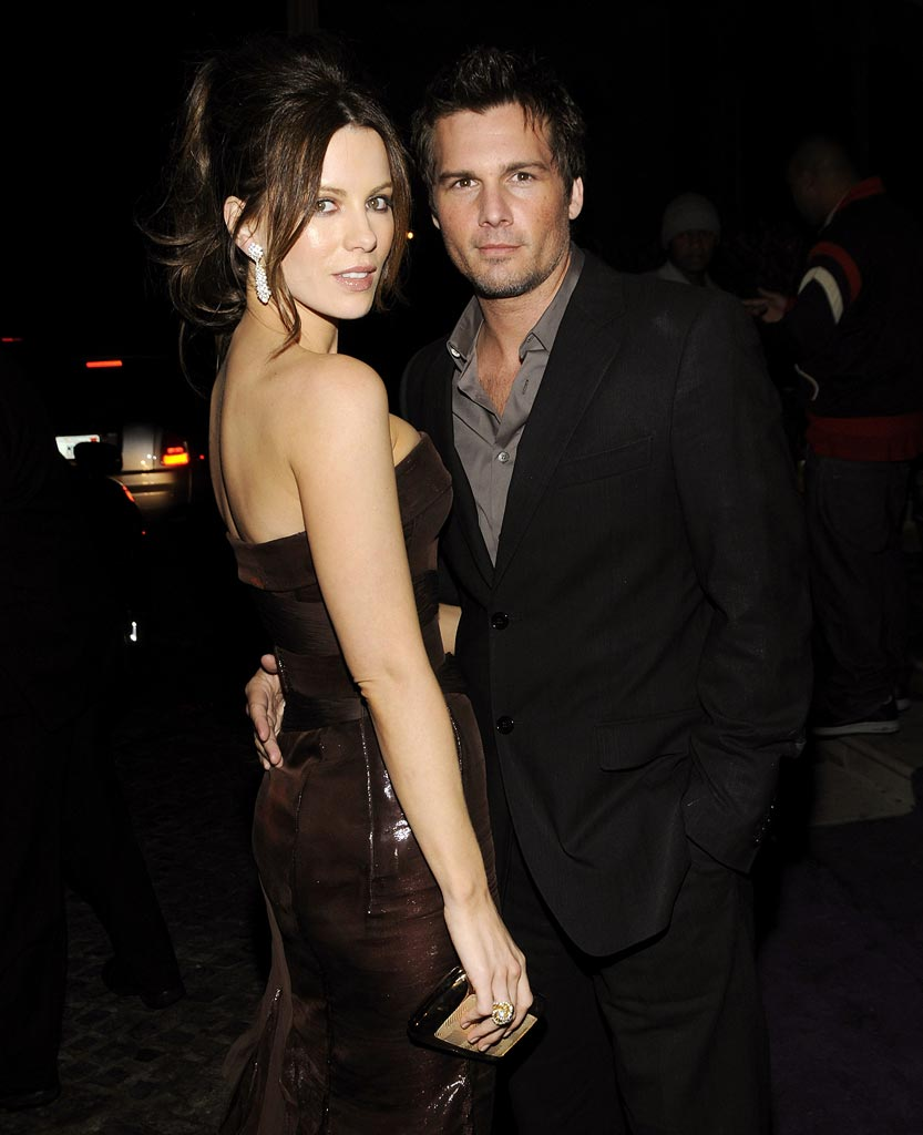 Oscars Prince Party 2008 Kate Beckinsale Len Wiseman