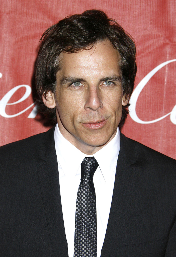 Palm Springs International Film Festival Awards Gala 2009 Ben Stiller