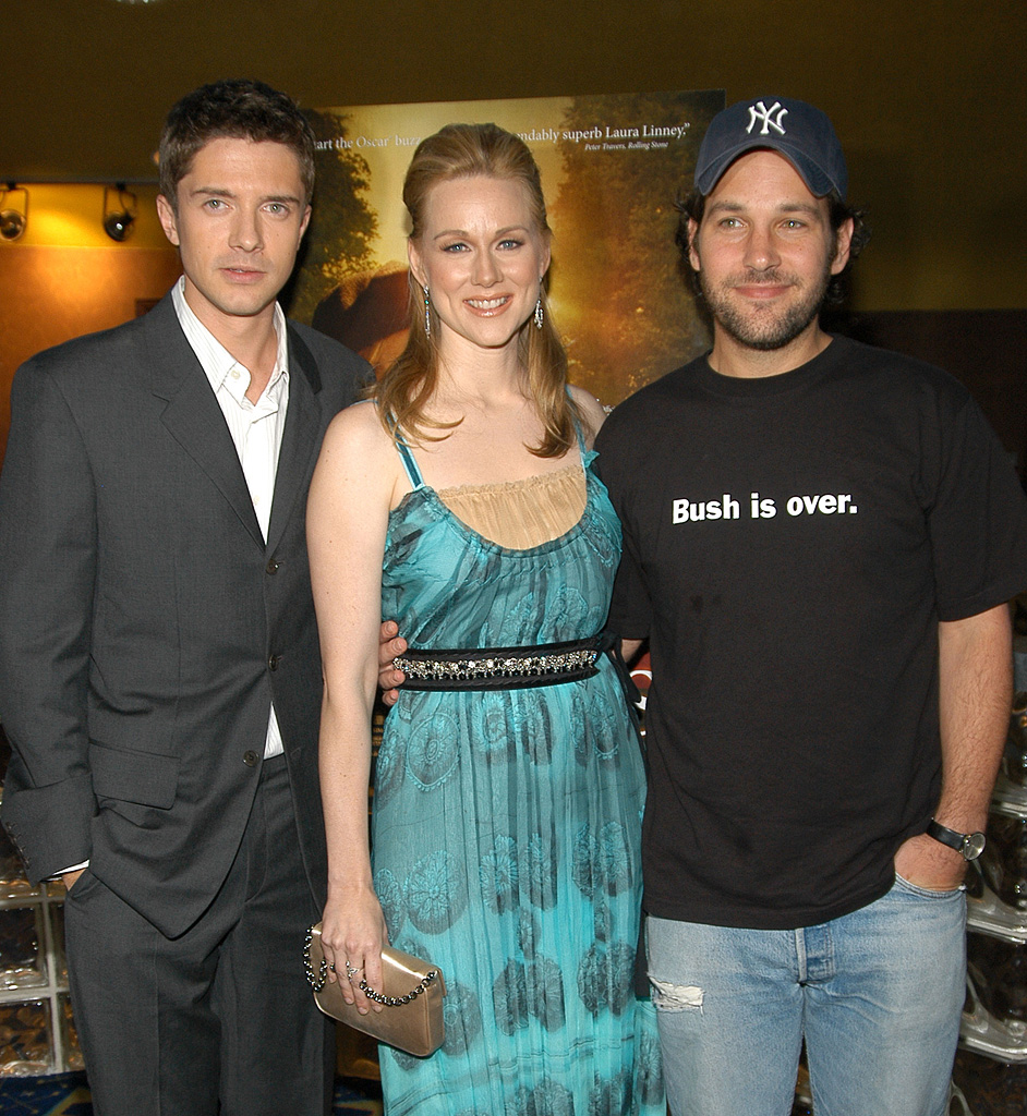 Paul Rudd Topher Grace Laura Linney 2004