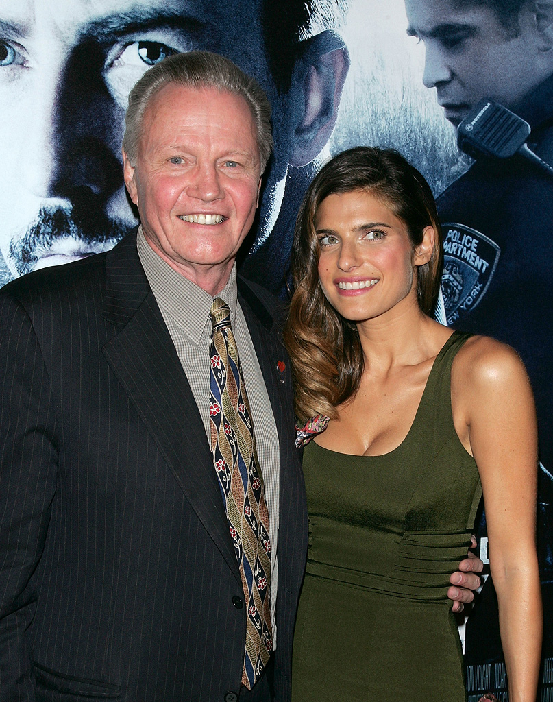Pride and Glory NY Premiere 2008 Jon Voight Lake Bell