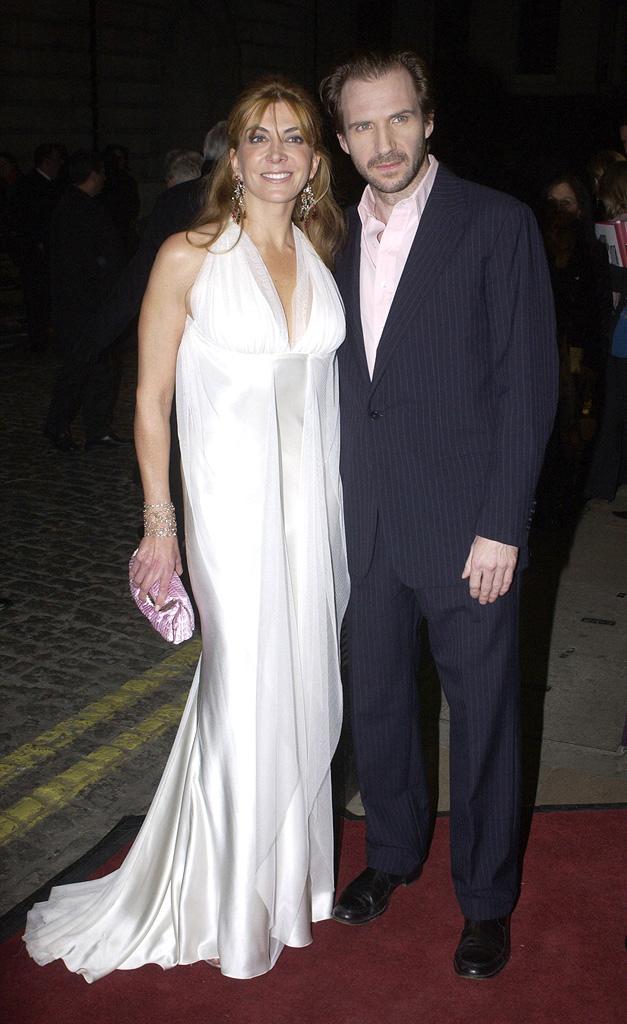 Natasha Richardson And Ralph Fiennes
