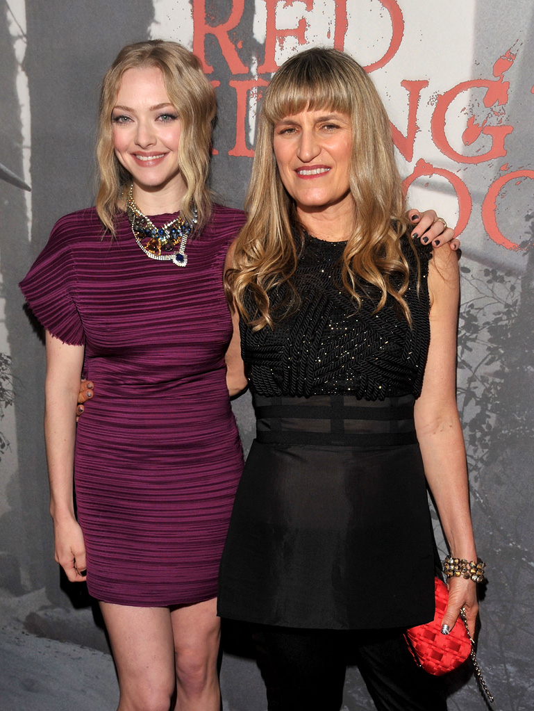 Red Riding Hood 2011 LA Premiere Amanda Seyfried Catherine Hardwick