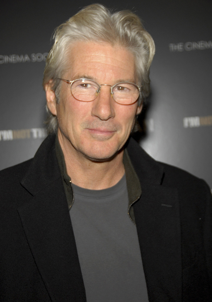 Richard Gere 2007