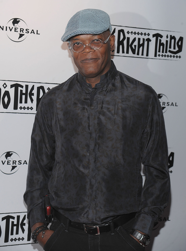 Do the right thing 20th Anniversary Screening 2009 Samuel L Jackson