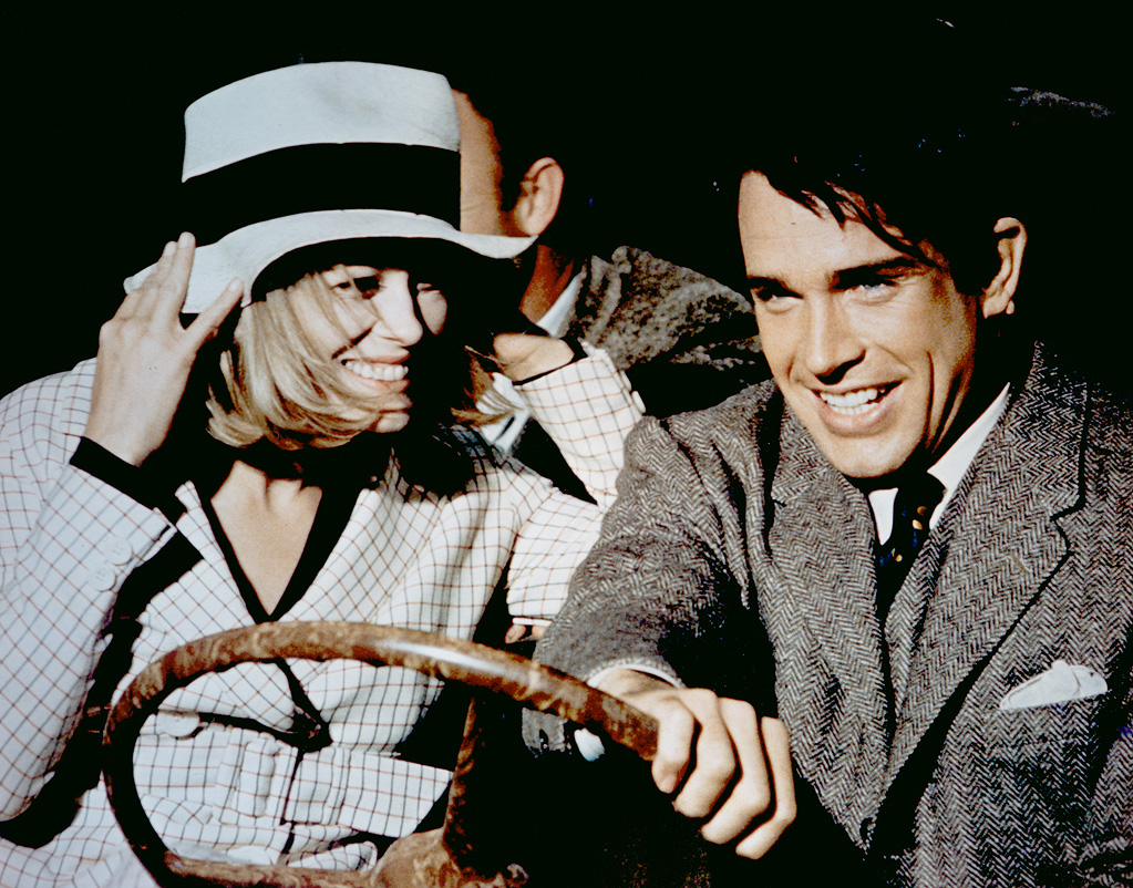 In 1934 in a move that in some ways continued their murderous lives of crime and in others returned the air of Robin Hood with which they had surrounded themselves, notorious gangsters Clyde Barrow and Bonnie Parker joined the strike at the Auto-Lite factory in Toledo, Ohio.