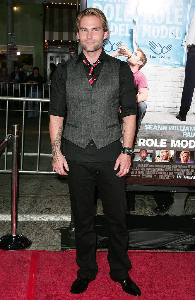 Role Models LA Premiere 2008 Seann William Scott