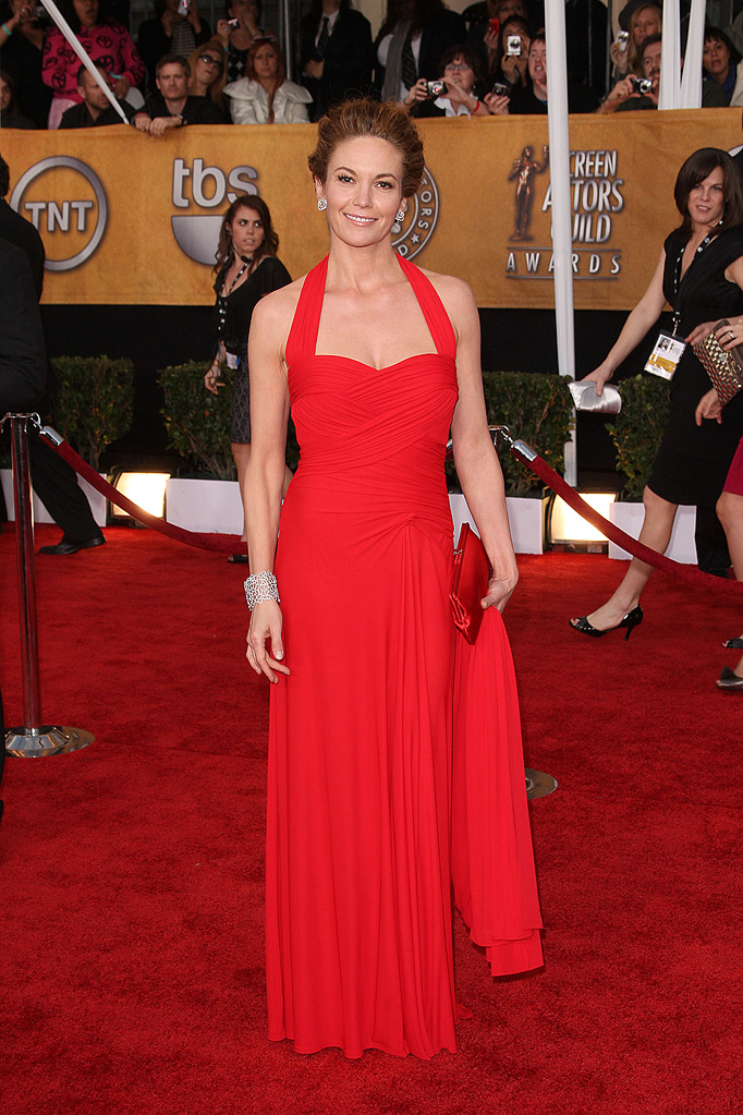 SAG Awards 2009 Diane Lane