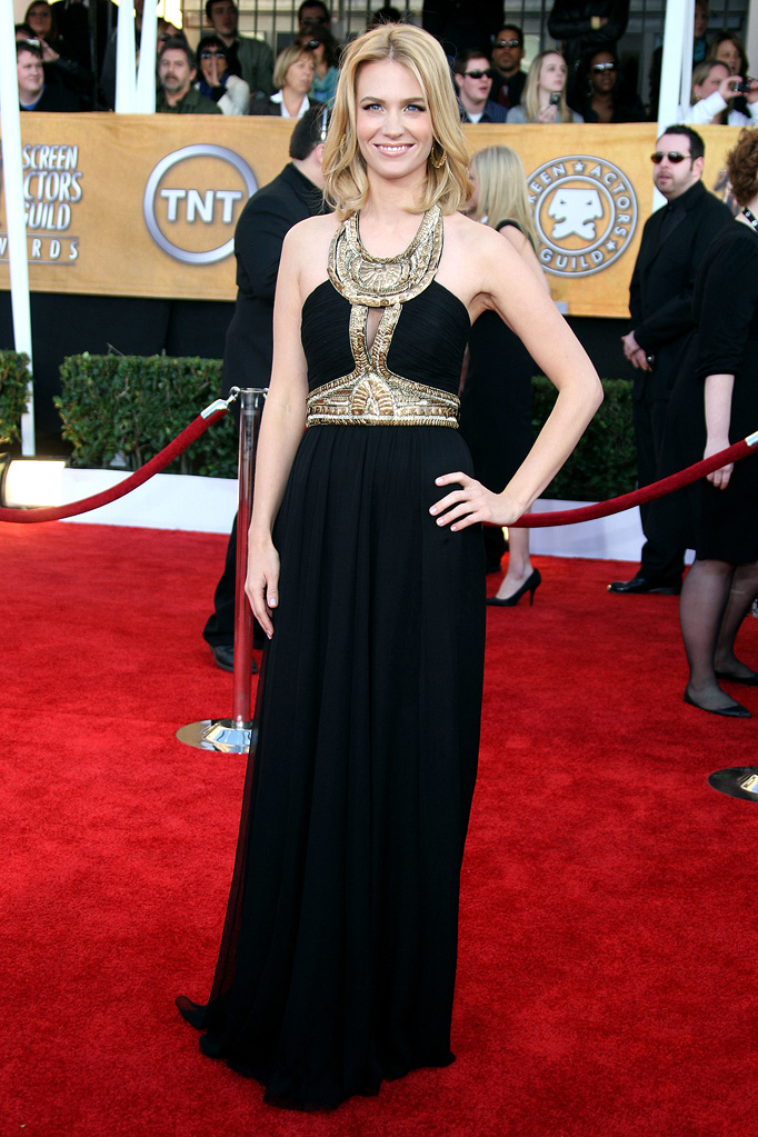 SAG Awards 2009 January Jones