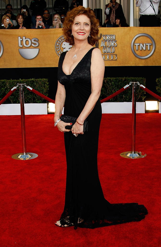 SAG Awards 2009 Susan Sarandon