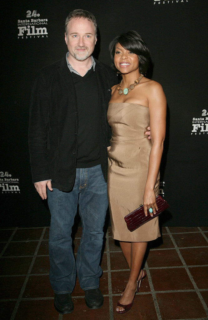 Santa Barbara International Film Festival 2009 David Fincher Taraji P. Henson