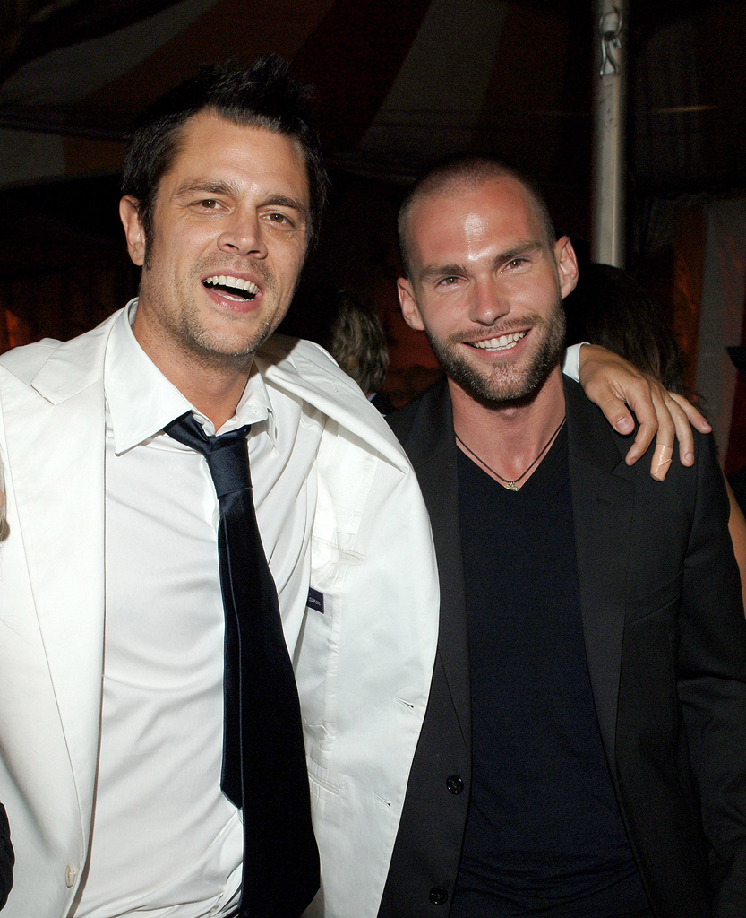 Seann William Scott 2005 Johnny Knoxville