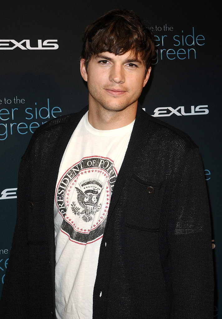 Most Searched Stars 2010 Ashton Kutcher