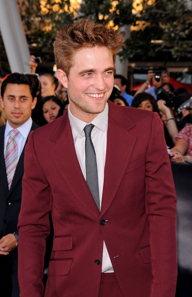 Most Searched Stars 2010 Robert Pattinson