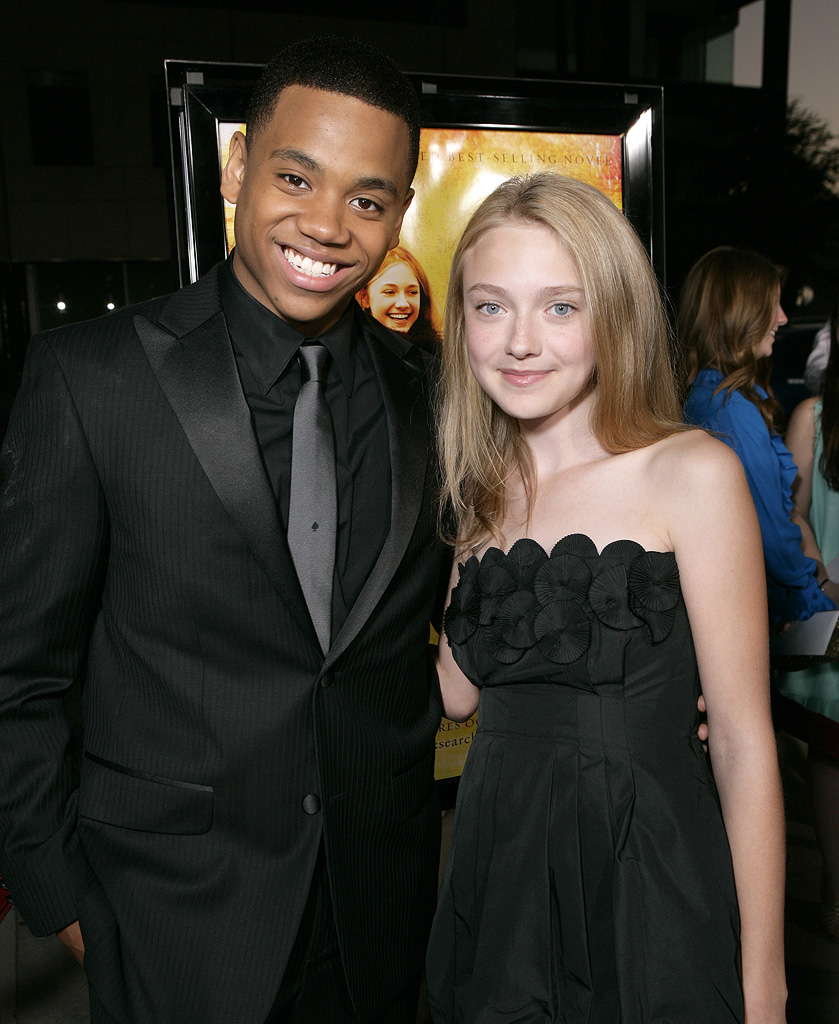 The Secret Life of Bees LA Premiere 2008 Tristan Wilds Dakota Fanning