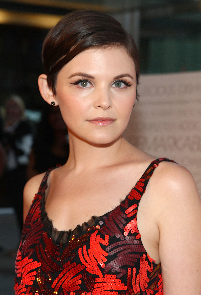 The September Issue LA premiere 2009 Ginnifer Goodwin