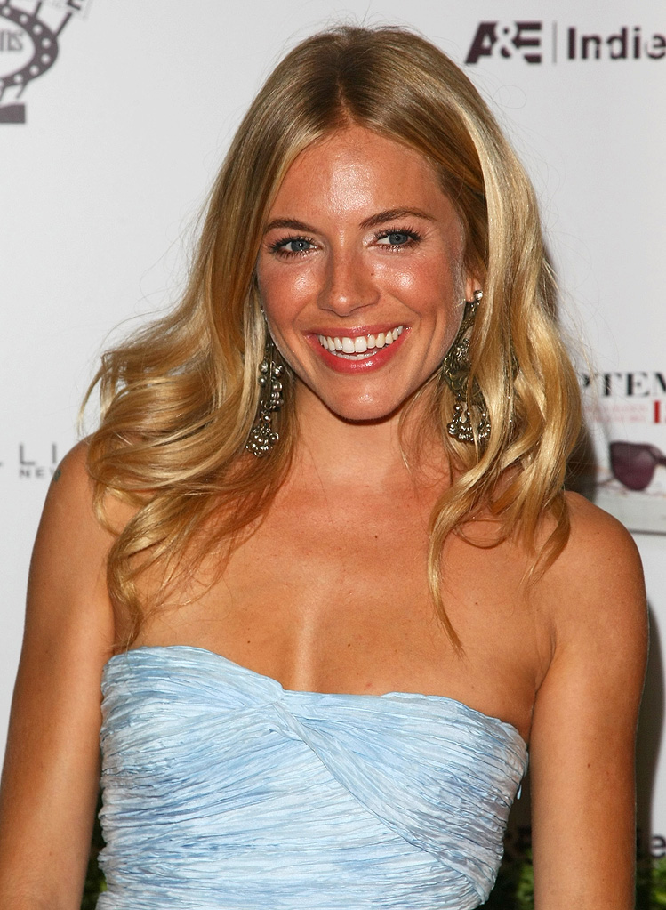 The September Issue NY Premiere 2009 Sienna Miller