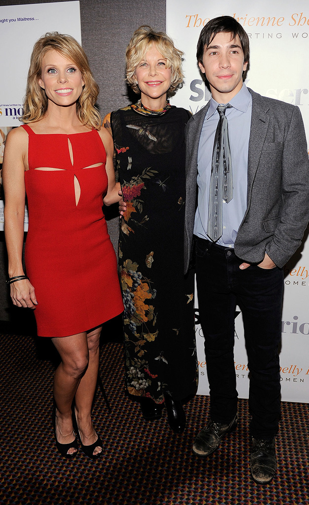 Serious Moonlight NY premiere 2009 Cheryl Hines Meg Ryan Justin Long