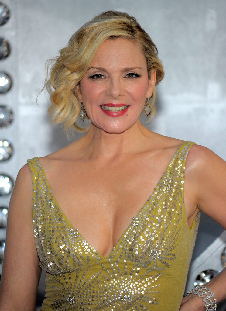 Sex and the city 2 NY premiere 2010 Kim Cattrall