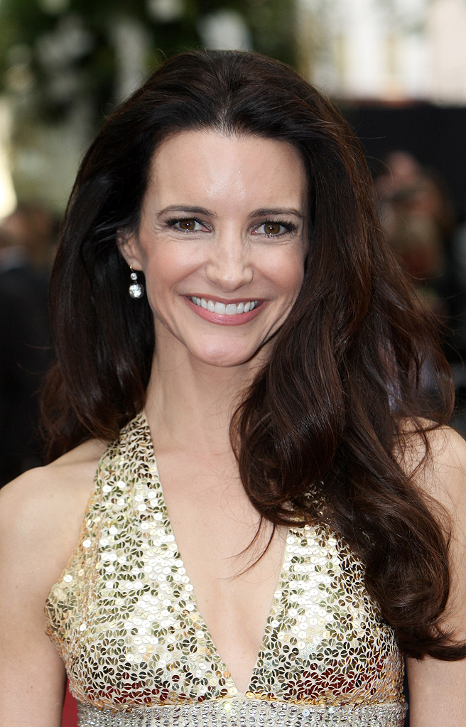 Sex and the City 2 UK Premiere 2010 Kristin Davis