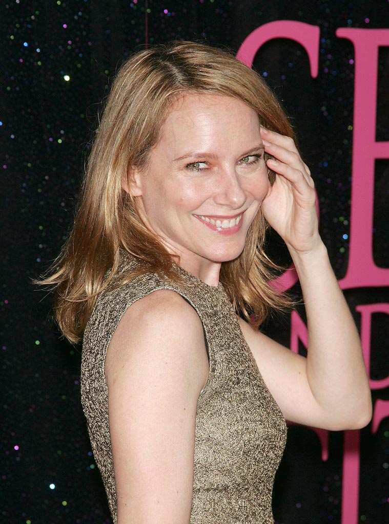 Sex and the City NY 2008 Amy Ryan