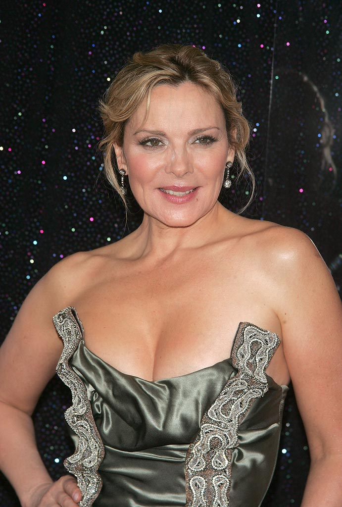 Sex and the City NY 2008 Kim Cattrall
