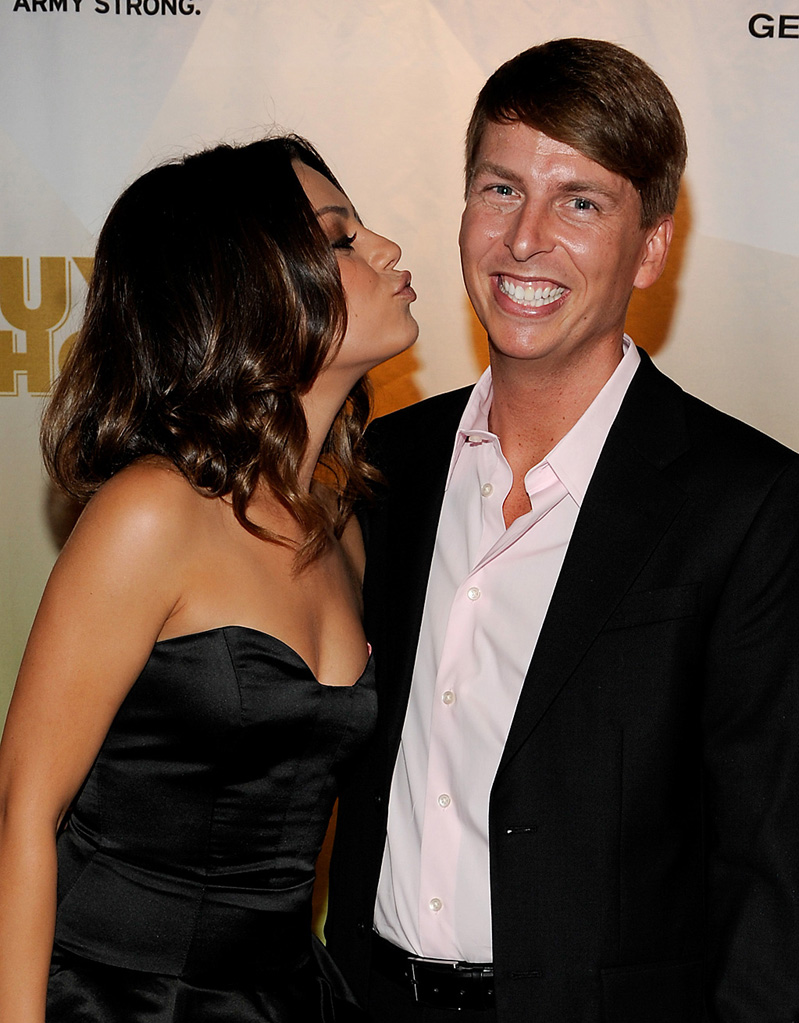 Spike TV Guys Choice Awards 2009 Mila Kunis Jack McBrayer
